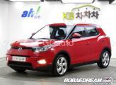 쌍용 티볼리 1.6 가솔린 2WD  LX 고급형