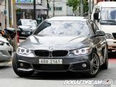 BMW 4 420d 쿠페 M 스포츠 F32