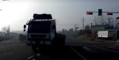 진심 트럭운전자 지옥에 가길 바란다.
