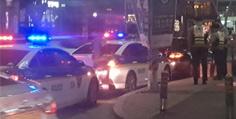무면허 운전 현행범 체포